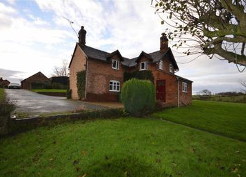 Thumbnail 3 bed detached house to rent in Ellenhall, Stafford