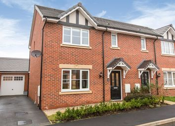 3 bed semi-detached house for sale in Scarfell Crescent, Davenham, Northwich, Cheshire CW9