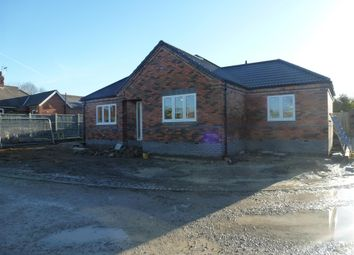 Thumbnail 3 bed detached bungalow for sale in Hortons Close, Glen Parva, Leicester