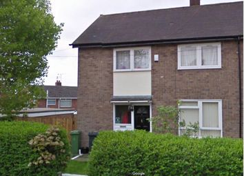 Thumbnail 3 bedroom semi-detached house to rent in Burns Road, Denton, Manchester