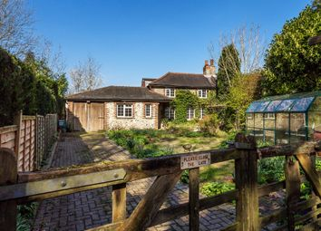 Thumbnail 4 bed semi-detached house for sale in Burlings Lane, Knockholt