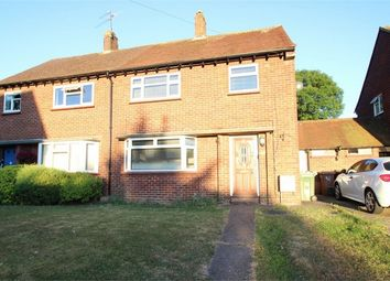 Thumbnail 3 bed semi-detached house for sale in Glendale Drive, Guildford, Surrey