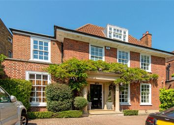 Thumbnail 5 bed detached house to rent in Queens Grove, St Johns Wood, London