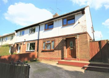 Thumbnail 3 bed semi-detached house for sale in Caldecott Crescent, Whitchurch