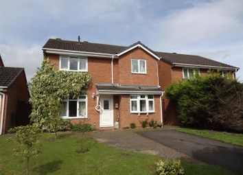 Thumbnail 5 bed detached house for sale in Pantulf Road, Wem, Shropshire