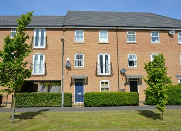 Thumbnail 4 bed terraced house for sale in Crackthorne Drive, Coton Meadows, Rugby