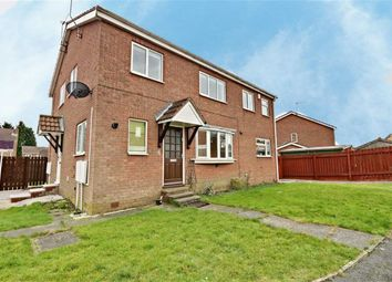 Thumbnail 2 bed town house for sale in Fabric View, Holmewood, Chesterfield, Derbysrhire