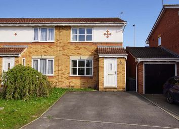 Thumbnail 2 bed terraced house for sale in Bye Mead, Emersons Green, Bristol