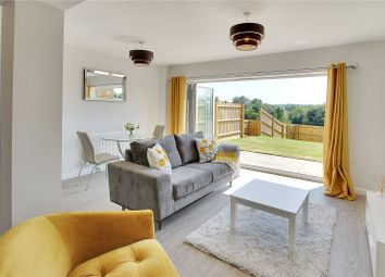 Thumbnail 3 bed semi-detached house for sale in Castle View, Off Castle Dene, Maidstone, Kent
