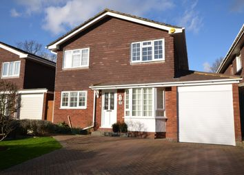 Thumbnail 4 bed detached house for sale in Ash Lodge Drive, Ash, Surrey