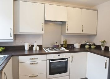 "Thumbnail 2 bed terraced house for sale in ""Richmond"" at Tregwilym Road, Rogerstone, Newport"