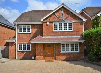 Thumbnail 6 bed detached house for sale in Fullers Road, Rowledge, Farnham