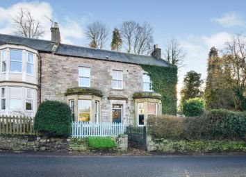 Thumbnail 4 bed semi-detached house for sale in Oxnam Road, Jedburgh