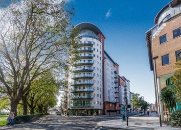 Thumbnail 2 bed flat for sale in Orchard Place, Southampton, Hampshire
