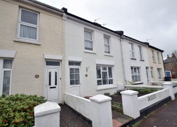 Thumbnail 2 bed terraced house for sale in Seaford Road, Eastbourne