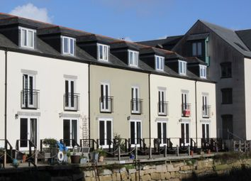 Thumbnail 3 bed detached house to rent in Fox's Yard, Harbour Village, Penryn