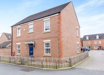 Thumbnail 4 bedroom detached house for sale in Lakenheath, Kingsway, Gloucester, Gloucestershire