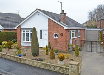 Thumbnail 2 bed detached bungalow for sale in Connaught Way, Huntington, York
