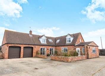 Thumbnail 3 bed detached house for sale in Holmfield Lane, Orby, Skegness