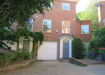Thumbnail 5 bedroom terraced house to rent in Heatherdale Close, Kingston, Next To Richmond Park