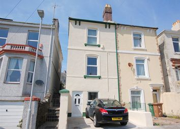 Thumbnail 3 bed semi-detached house for sale in Sussex Road, Ford, Plymouth