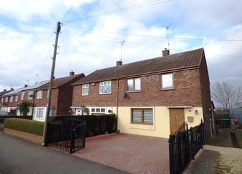 Thumbnail 3 bed semi-detached house for sale in Wilberforce Road, New England, Peterborough, Cambridgeshire