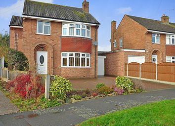 Thumbnail 4 bed detached house for sale in The Bancroft, Derby