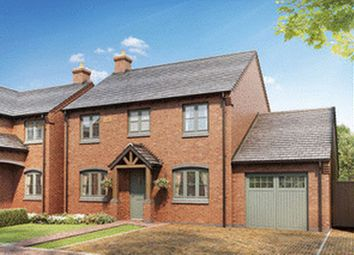 Thumbnail 4 bed detached house for sale in High Street, Stoke Golding, Nuneaton
