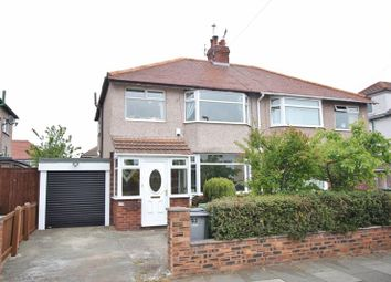 Thumbnail 3 bed semi-detached house for sale in Cortsway, Greasby, Wirral