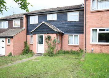 Thumbnail 3 bed terraced house for sale in Linnet Walk, Wokingham, Berkshire