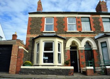 Thumbnail 3 bedroom property for sale in Tulloch Street, Roath, Cardiff