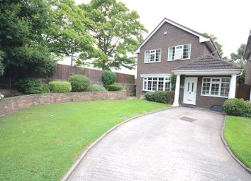 Thumbnail 3 bed detached house for sale in Monks Way, Woolton, Liverpool
