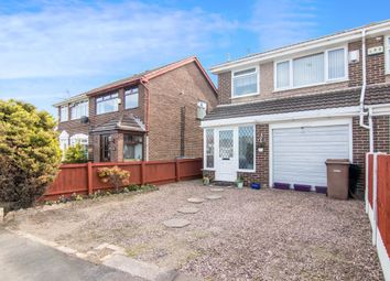 Thumbnail 3 bed semi-detached house for sale in Millhouse Lane, Moreton, Wirral