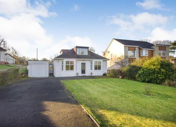 Thumbnail 4 bedroom detached house for sale in Stirling Road, Larbert