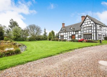 Thumbnail 5 bed detached house for sale in Love Lyne, Hunt End, Redditch