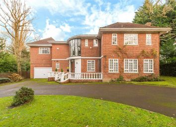 5 bed detached house for sale in White Lodge Close, London N2