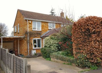 Thumbnail 3 bedroom detached house to rent in Netherhall Way, Cambridge