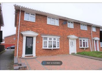 Thumbnail 3 bedroom end terrace house to rent in Brooklands Road, Bletchley, Milton Keynes