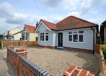 Thumbnail 3 bed detached bungalow for sale in Kings Avenue, Holland-On-Sea, Clacton-On-Sea