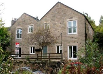 Thumbnail 1 bed flat to rent in 31 Snitterton Road, Matlock, Derbyshire