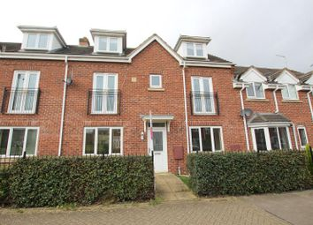 Thumbnail 4 bed town house to rent in Eagle Way, Hampton Vale
