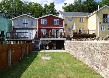 Thumbnail 3 bed terraced house for sale in Merthyr Road, Abergavenny