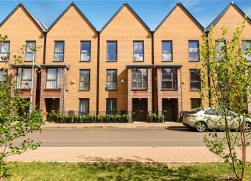 Thumbnail 4 bed mews house for sale in Churchill Road, St Andrews Park, Uxbridge, Middlesex