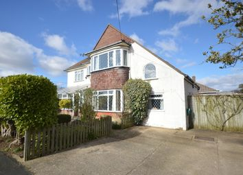Thumbnail 5 bed detached house for sale in Hengistbury Road, Barton On Sea, New Milton