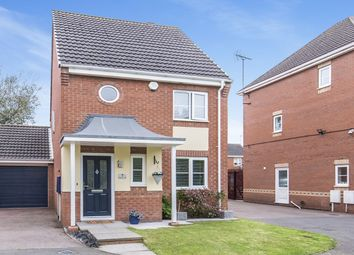 Thumbnail 3 bed detached house for sale in Mallow Croft, Bedworth
