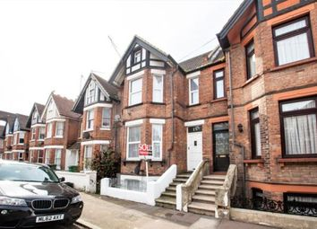 Thumbnail 4 bed maisonette for sale in Bradstone Avenue, Folkestone