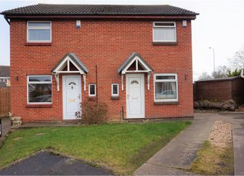 Thumbnail 2 bed semi-detached house for sale in Cardinal Grove, Elm Tree, Stockton-On-Tees