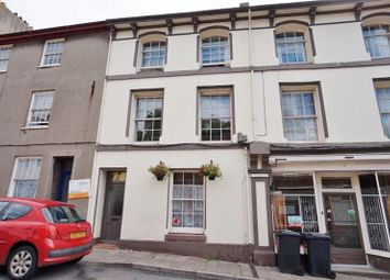 Thumbnail 4 bed terraced house for sale in Winner Street, Paignton