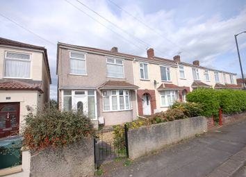Thumbnail 3 bed end terrace house for sale in Burchells Avenue, Kingswood, Bristol