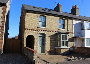 Thumbnail 3 bed end terrace house to rent in Exning Road, Newmarket
